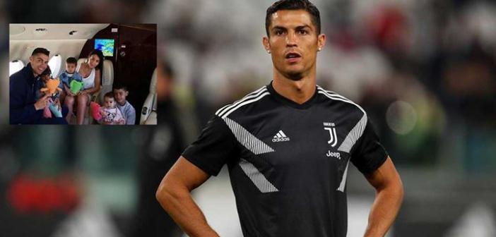 Στη Μεσσηνία για διακοπές με την οικογένειά του και φέτος ο Cristiano Ronaldo – Οι πρώτες φωτογραφίες