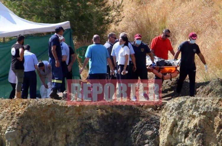 Κύπρος: Σε βάθος έξι μέτρων το άψυχο κορμάκι της 6χρονης Sierra (ΔΕΙΤΕ ΦΩΤΟ)