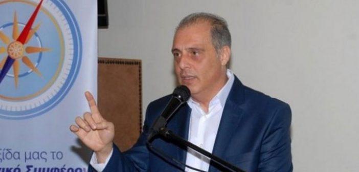Κ. Βελόπουλος: Άμεση ανάγκη σύνδεσης του Αγρινίου με την Ιόνια Οδό
