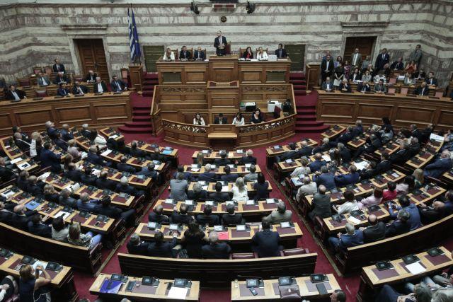Ποιοι αναλαμβάνουν γενικός και ειδικός γραμματέας της Βουλής