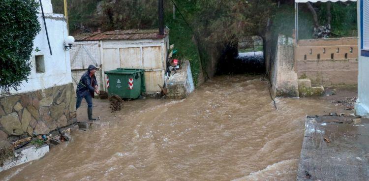 Σε κατάσταση έκτακτης ανάγκης κηρύχθηκε ο δήμος Μεσολογγίου