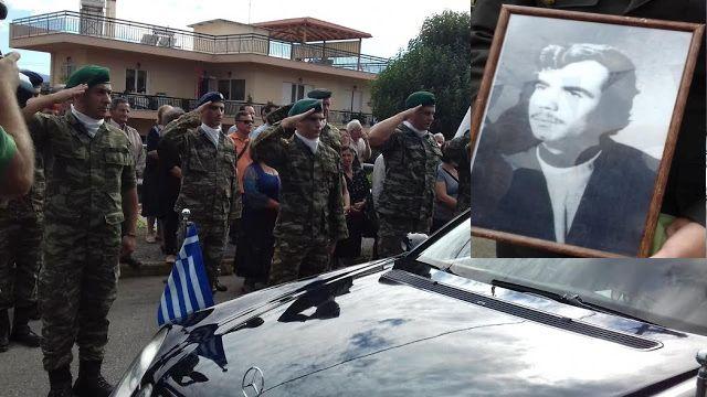 Αγρίνιο – 21 Ιουλίου 1974: 45 χρόνια από τον θάνατο του Αιμιλίου Μανιά και του Βασίλη Παναγόπουλου στην Κύπρο (ΦΩΤΟ)