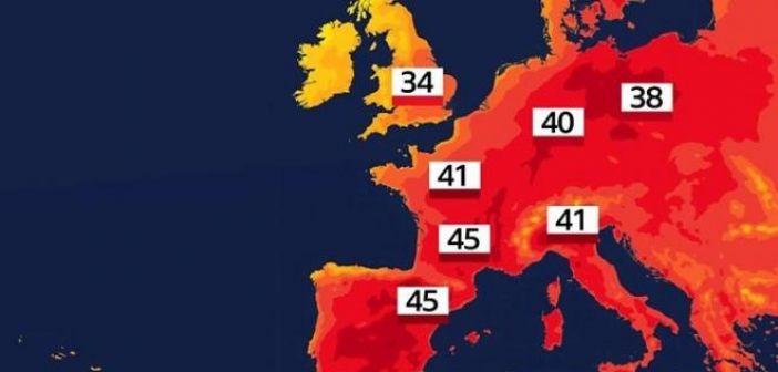 SOS από επιστήμονες: Οι καύσωνες ήρθαν για να μείνουν – Οι εφιαλτικές προβλέψεις τους – Η Ελλάδα θα μοιάζει με την Λιβύη στις θερμοκρασίες!