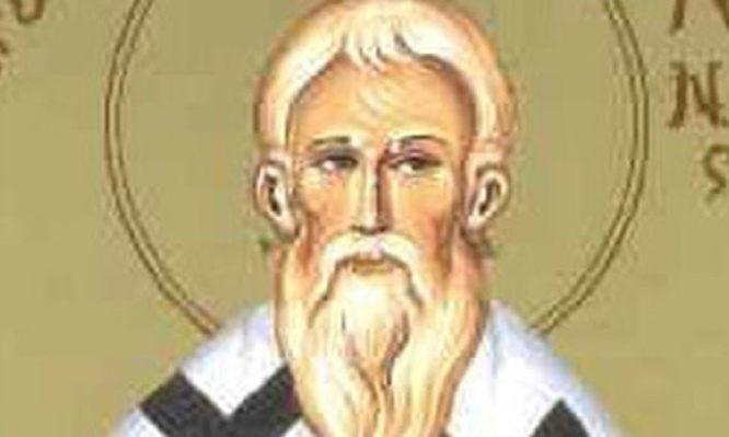 Άγιος Αθηνογένης ο επίσκοπος Πηδαχθόης
