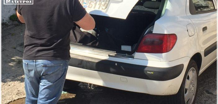 Άγρια καταδίωξη με πυροβολισμούς στην Ιόνια Οδό – Δύο Συλλήψεις μετά από ανθρωποκυνηγητό στην Αμφιλοχία (ΔΕΙΤΕ ΦΩΤΟ)