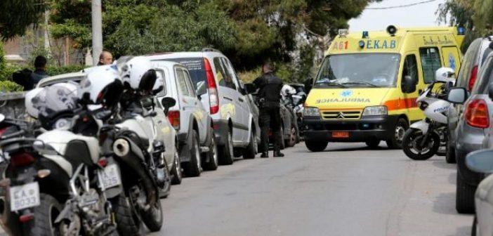 Φρικτός θάνατος ηλικιωμένου στα Τρίκαλα: Τυλίχτηκε στις φλόγες και έπεσε από το μπαλκόνι προσπαθώντας μάταια να σωθεί