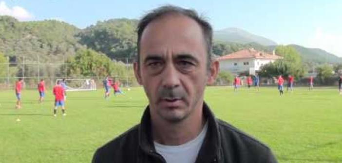 Α.Ο. Χάλκειας: Τέλος από το ερασιτεχνικό ποδόσφαιρο ο Αντώνης Δελημάρης