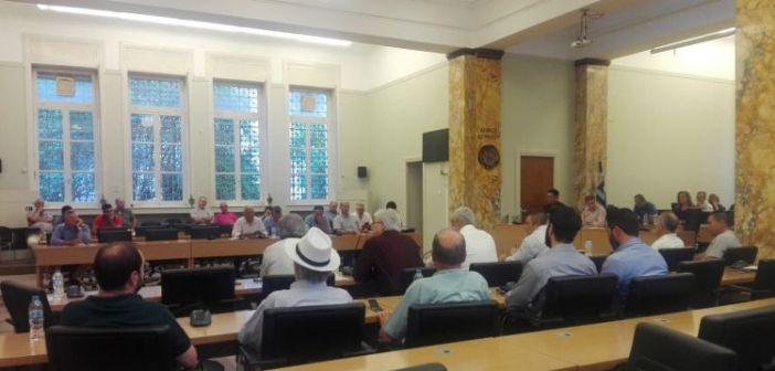 Δημοτικό συμβούλιο Αγρινίου: Κοινό μέτωπο για την Τριτοβάθμια Εκπαίδευση