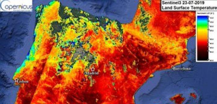 «Κόκκινος» συναγερμός στην Ευρώπη για τον καύσωνα – Πού θα κάνει 40άρια (ΧΑΡΤΕΣ)
