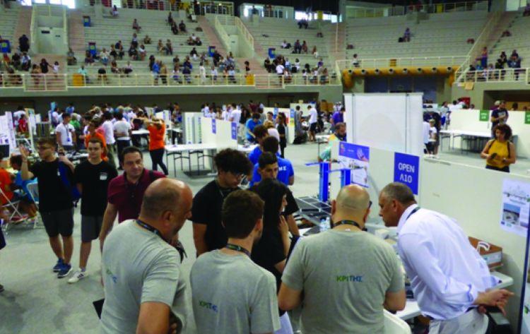 Το 2ο ΕΠΑΛ Αγρινίου στην Ολυμπιάδα Εκπαιδευτικής Ρομποτικής (ΔΕΙΤΕ ΦΩΤΟ)