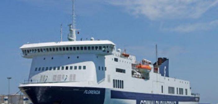 """""""Περιπέτεια"""" για 155 επιβάτες πλοίου – Ταξίδευε από Ηγουμενίτσα – Πάτρα"""