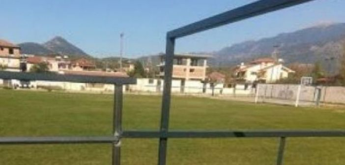 """Καινούργιο: Οι λόγοι που είναι """"σφραγισμένο"""" το δημοτικό γήπεδο"""