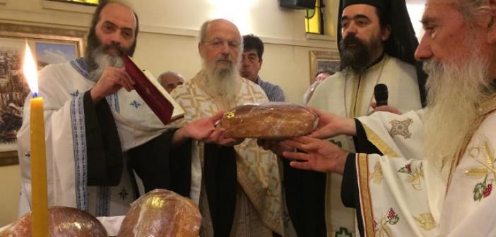 Ναύπακτος: Πανηγυρικός εσπερινός για την εορτή του Οσίου Παισίου του Αγιορείτου (ΔΕΙΤΕ ΦΩΤΟ)