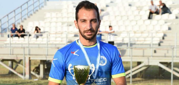 Παρελθόν από την ΑΕΜ ο Νίκος Καλοκαίρης, το ευχαριστώ του παίκτη