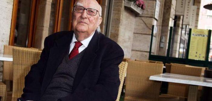 Έφυγε από τη ζωή ο Ιταλός συγγραφέας Αντρέα Καμιλέρι