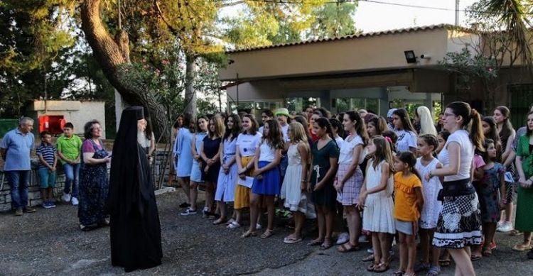 Λήξη κατασκήνωσης θηλέων Μητροπόλεως Ναυπάκτου και Αγίου Βλασίου (ΔΕΙΤΕ ΦΩΤΟ)