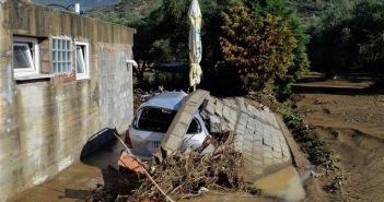 """ΚΚΕ: """"Άμεση και πλήρη αποζημίωση για τις καταστροφές στη Ναυπακτία"""""""