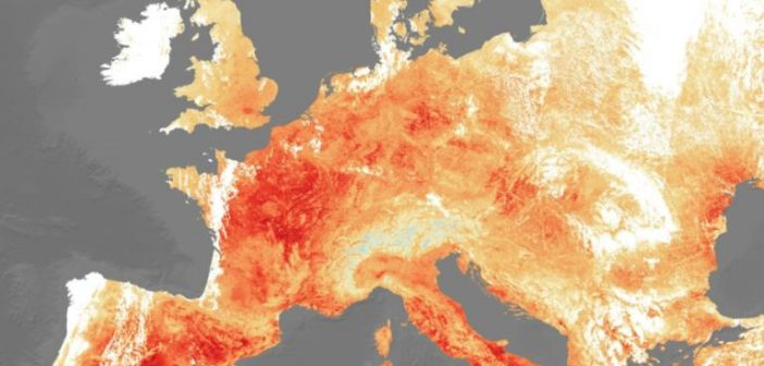 Καύσωνας: Παγκόσμιος συναγερμός! Κατευθύνεται στην Γροιλανδία!