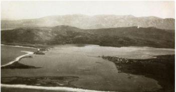Αεροφωτογραφίες της Λευκάδας από το αρχείο «E.T.H.» Zürich, του 1924 και του 1950