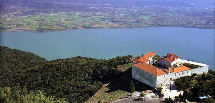 Ιερή Μονή Λιγοβιτσίου: Πόλος ανάπτυξης θρησκευτικού τουρισμού για τον Δήμο Ξηρομέρου (ΔΕΙΤΕ ΦΩΤΟ)