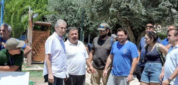 Αντίρριο: Σεμινάριο για τους διαιτητές μπιτς-βόλεϊ των Μεσογειακών Αγώνων (ΦΩΤΟ)
