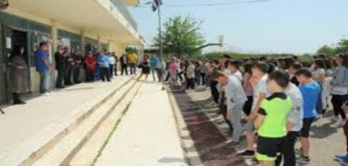 Το Γυμνάσιο Νεοχωρίου αναβαθμίζεται και στον τομέα της ασφάλειας με την γενναία δωρεά της «ΚΤΕΟ ΑΓΡΙΝΙΟΥ ΑΕ»!