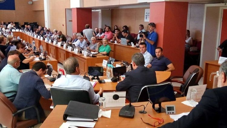 «Όχι» στην κατάργηση της νεοϊδρυθείσας Νομικής Σχολής Πατρών από το Περιφερειακό Συμβούλιο Δυτικής Ελλάδας (ΔΕΙΤΕ ΦΩΤΟ)