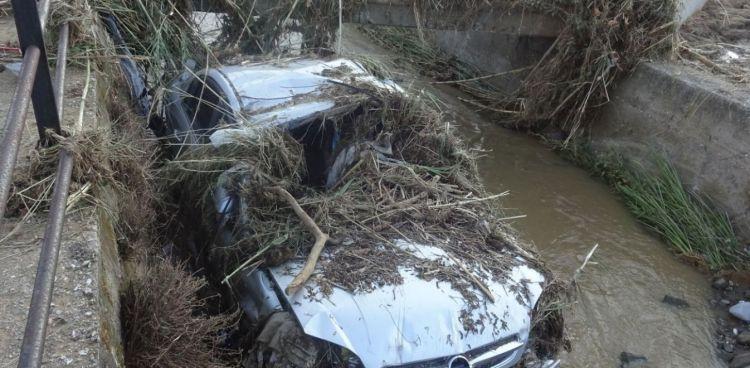 Τρόμος των πλημμυροπαθών στη Μακύνεια για την έλευση του Αντίνοου (ΔΕΙΤΕ VIDEO + ΦΩΤΟ)