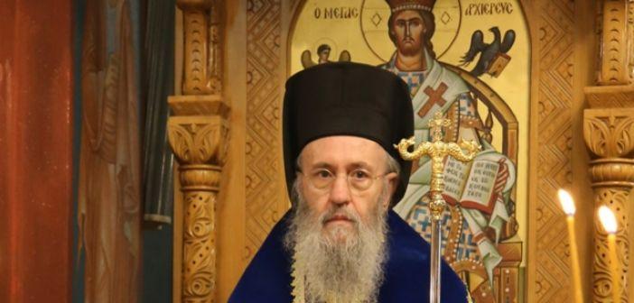 Μητροπολίτης Ναυπάκτου Ιερόθεος: «Διευκρινίσεις για τις απόψεις μου για το Ουκρανικό ζήτημα»