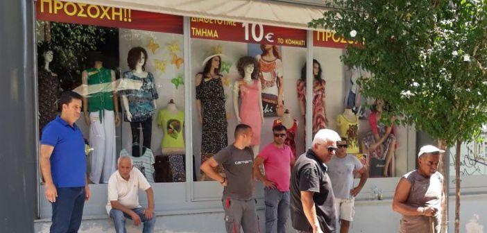 Aγρίνιο: Την Δευτέρα στην κυκλοφορία το τμήμα της οδού Γρίβα μεταξύ Μπαϊμπά και Σταΐκου (ΦΩΤΟ)