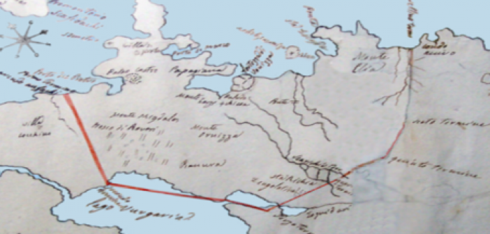 """Μοναστηράκι Βόνιτσας: """"Του Βαρνάκου τα νερά, Παραδείσι και Αχυρά."""""""