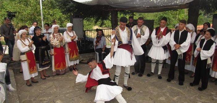 6ο Αντάμωμα στη Βαλμάδα ορεινού Βάλτου (VIDEO)