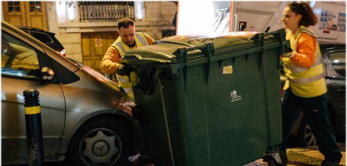 Πρόβλημα με την αποκομιδή των σκουπιδιών στην Αμφιλοχία λόγω άναρχου παρκαρίσματος