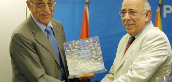 Στη Γενική Συνέλευση της ΔΕΜΑ συμμετείχε ο πρόεδρος της Ο.Ε. Νίκος Παπαδημάτος (ΦΩΤΟ)