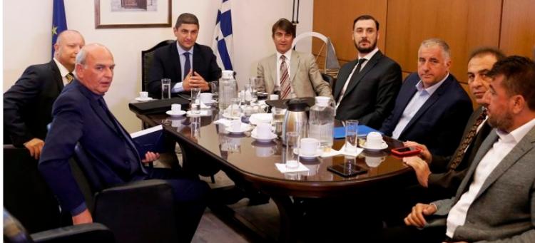 Το «πακέτο δράσεων» του Λ. Αυγενάκη για την αντιμετώπιση της βίας στα γήπεδα