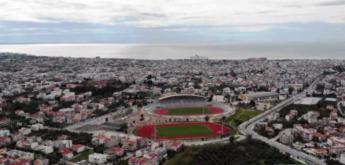 Πάτρα: Ένα μοναδικό βίντεο με αφορμή την έναρξη των Μεσογειακών Αγώνων