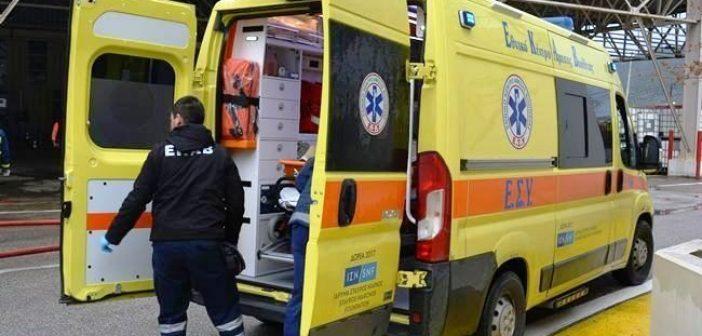 Ναύπακτος: Ήρθε ασθενοφόρο από την Πάτρα – Σε διακομιδή το μοναδικό ασθενοφόρο της Ναυπάκτου