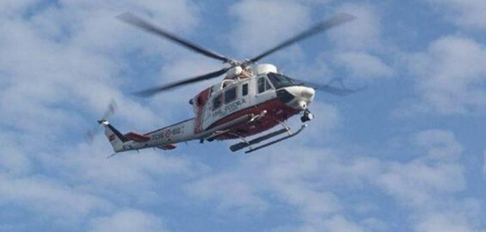 Έκτακτο: Ιδιωτικό ελικόπτερο έπεσε στον Πόρο