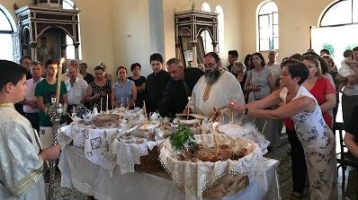 Παναιτώλιο: Ο Πανηγυρικός Εσπερινός στον Ι.Ν. του Αγίου Ιωάννου του Προδρόμου του Βαπτιστού (ΔΕΙΤΕ ΦΩΤΟ + VIDEO)