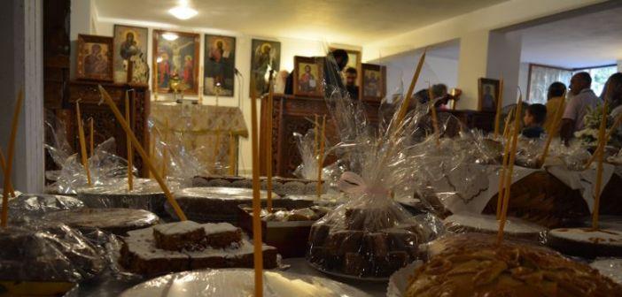 Παναιτώλιο: Θρησκευτική πανήγυρις για τον Άγιο Φανούριο