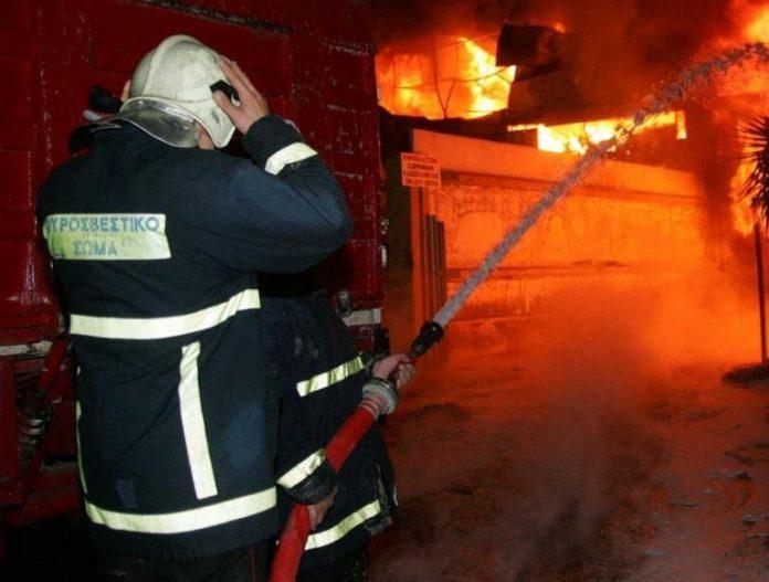 ΔΙ.Π.Υ.Ν. Αιτωλοακαρνανίας: Τα πρόστιμα για όσους ανάβουν φωτιές εντός της αντιπυρικής περιόδου
