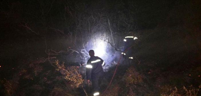 Κινητοποίηση της Πυροσβεστικής για φωτιά στην Καλλιθέα Αγρινίου (ΔΕΙΤΕ ΦΩΤΟ + VIDEO)
