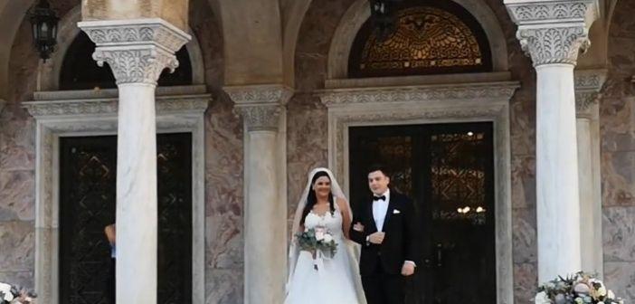 Λαμπερός γάμος με άρωμα Ναυπακτίας στην Πάτρα (ΔΕΙΤΕ ΦΩΤΟ + VIDEO)