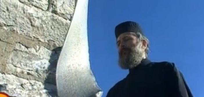 Το σήμαντρο της ειρήνης στη Στριγανιά Παραβόλας (ΔΕΙΤΕ VIDEO)