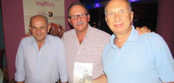 """Μενίδι: Παρουσίαση του νέου βιβλίου του Ε. Ιντζέμπελη """"Οι σημειώσεις του φαροφύλακα"""" (ΔΕΙΤΕ ΦΩΤΟ + VIDEO)"""