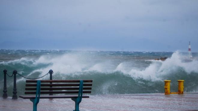 Έκτακτο δελτίο για θυελλώδεις ανέμους από την ΕΜΥ – Σε ποιες περιοχές