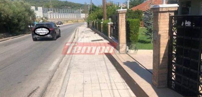 """Δυτική Ελλάδα: Καμάρες Αιγίου – Στο σημείο της τραγωδίας – Γιαγιά και εγγονάκι """"έσβησαν"""" όταν παρασύρθηκαν από όχημα (ΔΕΙΤΕ ΦΩΤΟ)"""