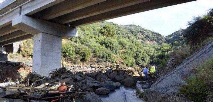 Ένας μήνας από τις καταστροφικές πλημμύρες στη Ναυπακτία