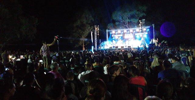Βόνιτσα: Μάγεψαν το πλήθος Ελ. Αρβανιτάκη και Γ. Κότσιρας (ΔΕΙΤΕ ΦΩΤΟ)