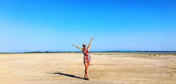 Μαρία Μπακοδήμου: Όσα την εντυπωσίασαν στην εκδρομή της στον Αχελώο (ΦΩΤΟ)